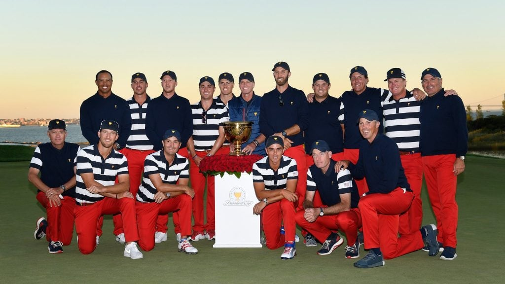 Presidents Cup 2019 Teams and Players
